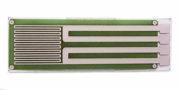 Adenso flexglass sensor